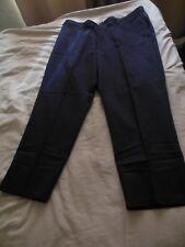 Cintas  Work Pants / Uniform ** 44 x 32 **Navy Blue ** Free Shipping