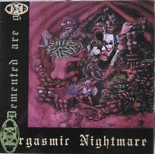 "Rare LP DEMO - DEMENTED ARE GO ""Orgasmic Nightmare"" Test-Pressing 1991 Rarissime"