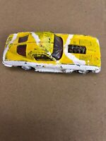 Corgi Sting Ray ,austn Martin Taxi  And A Tom And Jerry Car