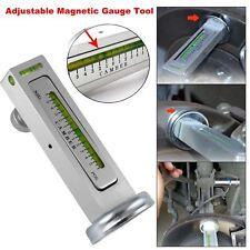 Adjustable Magnetic Gauge Tool Camber Castor Wheel Alignment Truck Spirit Level