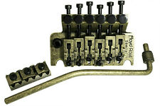FLOYD ROSE SPECIAL Double Locking Tremolo Kit with R2 Nut, GREEN BRONZE