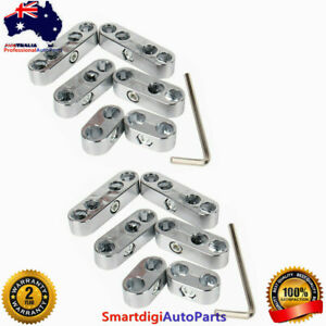 2 Sets Spark Plug Ignition Lead Wire Separators Holder for 7 8 9mm Ignition Wire