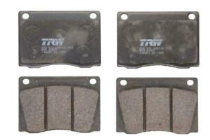 TRW GDB531 Brake Pad Set for Aston Martin Vantage Volante Jaguar E-Type V12 & XJ
