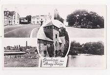 Rppc,Bovey Tracey,U.K.5 Views,Devon,Used,Bovey,c. 1950s