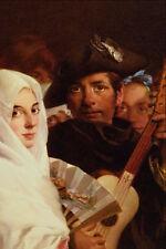 508038 El Majo De La Guitarra Lorenzo Tiepolo A4 Photo Print