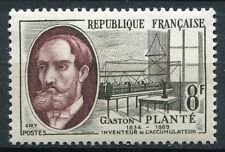 STAMP / TIMBRE FRANCE NEUF N° 1095 ** CELEBRITE / GASTON PLANTE