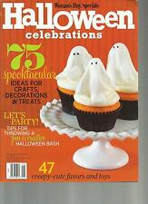 WOMAN'S DAY SPECIALS, 2012  ( HALLOWEEN CELEBRATIONS ) 75 SPOOKTACULAR IDEAS FOR