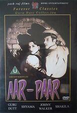 AAR PAAR - YRF - BOLLYWOOD DVD - Guru Dutt, Shyma, Johny Walker, Shakila.