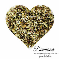 Damiana 50g Dried Leaf Cut 100% Natural - Damiana Herb