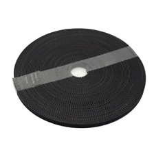 Mercurry 5 Meters Gt2 Timing Belt Width 6mm Fit for RepRap Mendel Rostock Prusa