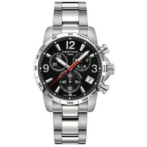 Certina DS Podium Precidrive Chronograph C0344171105700 Black dial