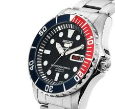 SEIKO 5 SNZF15K1 Sports Automatic Men's Watch Stainless Steel 41mm