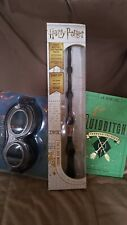 Harry Potter Toys Book Wow! light up Elder Wand Quidditch Goggles gift birthday