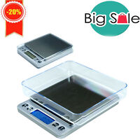 US Digital Jewelry Precision Scale w/ Piece Counting ACCT-500 .01 g High Quality