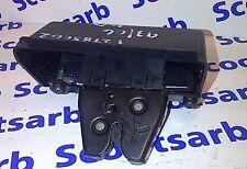 SAAB 9-3 93 Rear Boot Lock & Cover 12785002 2003 - 2010 4 DOOR Saloon TESTED