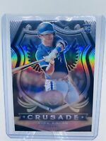2020 Chronicles Crusade Nick Solak Rookie Texas Rangers RARE RC TOP PROSPECT