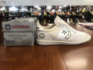 Converse Vintage Martial Arts Men's Size 8 Sneakers 18541 *NEW* IG8812   1980'S