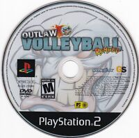 Outlaw Volleyball Remixed (Sony PlayStation 2, 2005) **DISC ONLY**