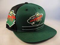 Minnesota Wild NHL Reebok Snapback Cap Hat