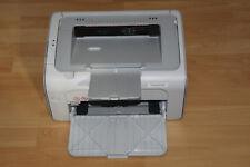 HP LASERJET P1005 Laserdrucker CB410A nur 1300 Seiten RECHNUNG TOP