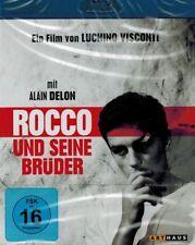 BLU-RAY Nuovo/Scatola Originale-Rocco e i suoi fratelli (Luchino Visconti) - ALAIN DELON