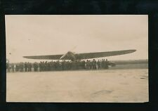 Aircraft Air Force Military RAF Wireless WONDER PLANE c1935 RP PPC
