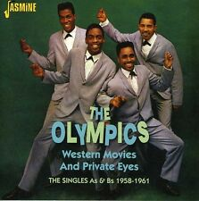 The Olympics, Olympi - Western Movies & Pirate Eyes [New CD] UK - Import