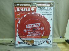 "Diablo D1012LF 10"" 12 Teeth Pergo Diamond Saw Blade *BRAND NEW* FREE SHIPPING!!"