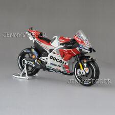1:18 Maisto Diecast Motorcycle Model Ducati Desmosedici GP18 Limited Edition