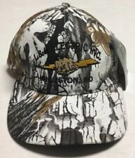 L&K Electric Hat Williston North Dakota Cap Camo Hunting Electrician Electrical