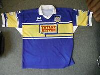Vintage Leeds RLFC Extra Extra Extra Large XXXL Mens Rugby League Shirt