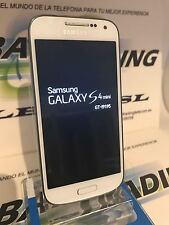 SAMSUNG GALAXY S4 MINI I9195 4G LTE BLANCO LIBRE USADO GRADO A + GARANTIA