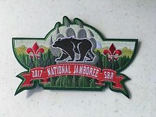 2017 NATIONAL JAMBOREE 1ST DAY LARGE-OFFICIAL PATCH