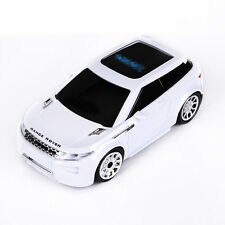 HOT 360° Car Radar  Laser Detector Safety Speed Anti Police Voice Alert White