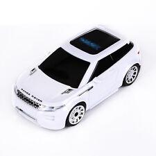 HOT 360° Car Radar  Laser Detector Safety Speed Anti Police Voice Alert White