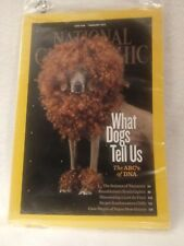 National Geographic -- February 2012 -  NEW-- What Dogs Tell Us -- NIP