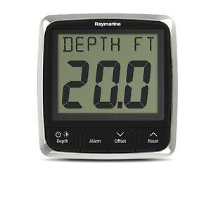 Raymarine E70059 Instru., Depth, I50, Display Only