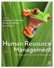 Human Resource Management: Strategic and International Perspectives by SAGE...