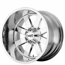22x10 Moto Metal Wheels Mo962 8x170 Chrome Off Road Rims 18 S41 Fits Nissan Armada
