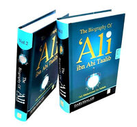 SPECIAL OFFER: The Biography of Ali Ibn Abi Talib (RA) - 2 Volumes (DS)