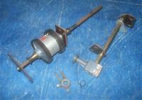 SABA Röhrenradio Antriebseinheit UKW Umschalter Type 7