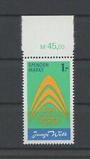 "DDR SPENDENMARKE Mi.Nr. I OR RWZ ""45"" postfrisch ** Mi 18.- OLYMPIA 1971 m542"