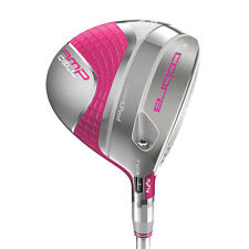 New Cobra AMP Cell Ladies Cabaret Pink 7-9 Wood Womens flex Graphite Fairway
