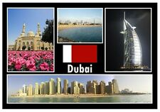 DUBAI - SOUVENIR NOVELTY FRIDGE MAGNET - SIGHTS / FLAG / BRAND NEW / GIFTS