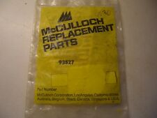 genuine McCulloch 93527 filter cover PM310 PM320 PM330 PM340 chain saw nos oem
