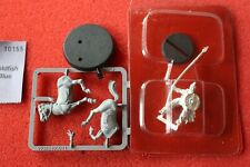 Games Workshop Lord of the Rings Rohan Royal Guard Mounted LoTR Metal Figure GW