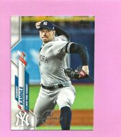 2020 Topps 582 Montgomery Club Foil Stamp #588 Tommy Kahnle New York Yankees