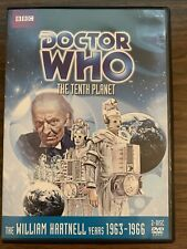 Doctor Who - The Tenth Planet (Dvd, 2013, 2-Disc Set) William Hartnell - Story29