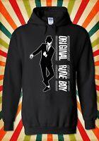Original Rude Boy Ska 2 Tone Funny Men Women Unisex Top Hoodie Sweatshirt 2215