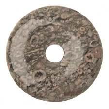 Crystals Munay Ki Pi Stone Donut - Chinese Obsidian 50mm